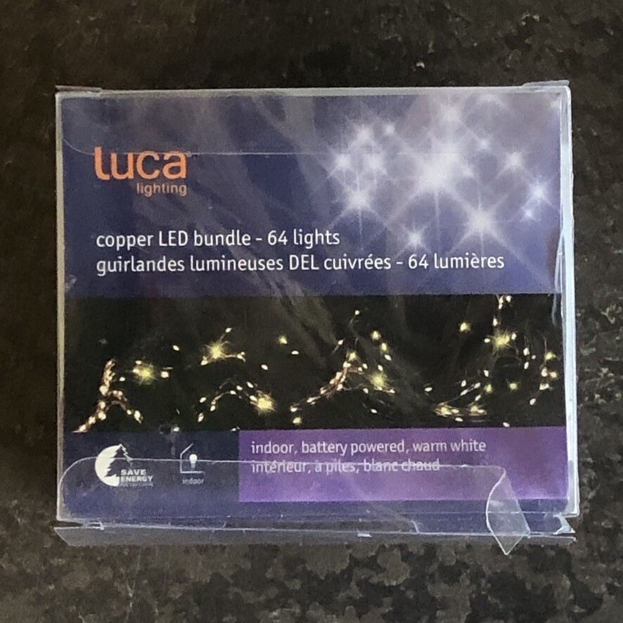 Indoor LED Bundle Copper 64 Lites