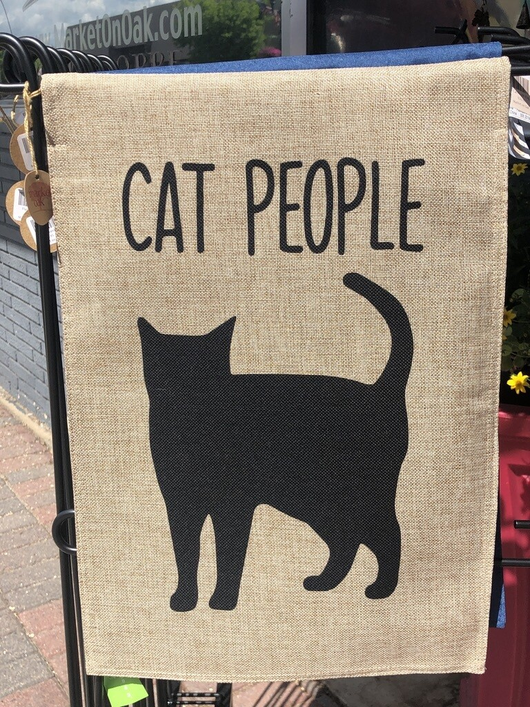 Cat People Flag
