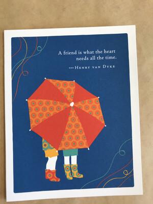 Love/Friendship Card No.5748
