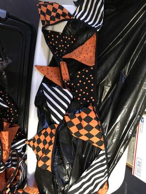 Orange\Black Pennant