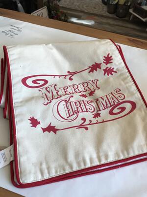 Merry Christmas Runner