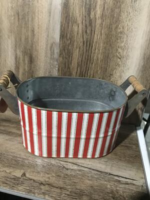 SM Striped Bucket