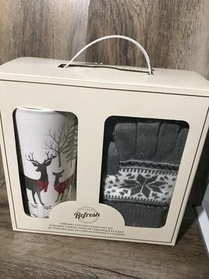 Mug & Gloves