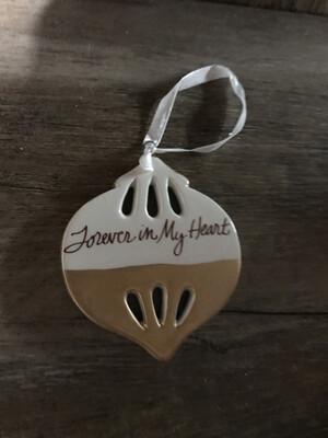 In Loving Memory Ornament