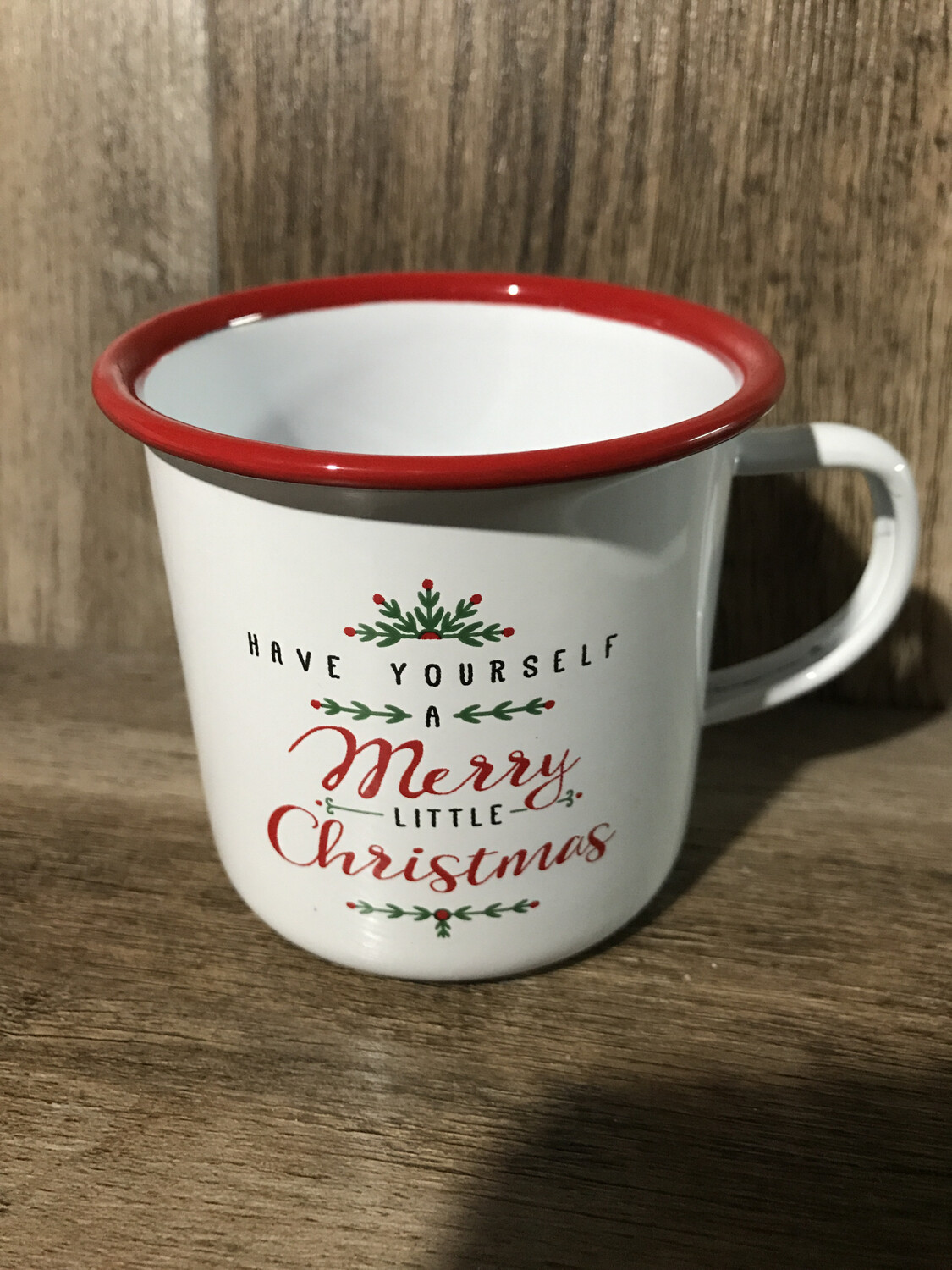 Metal Be Merry Mug