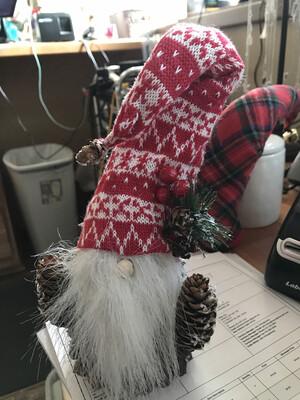 LG Pinecone Santa