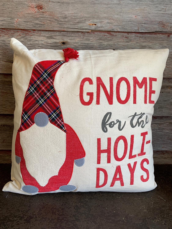 Gnome For Holidays