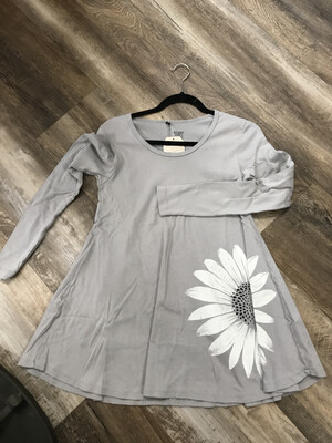 Coneflower Tunic