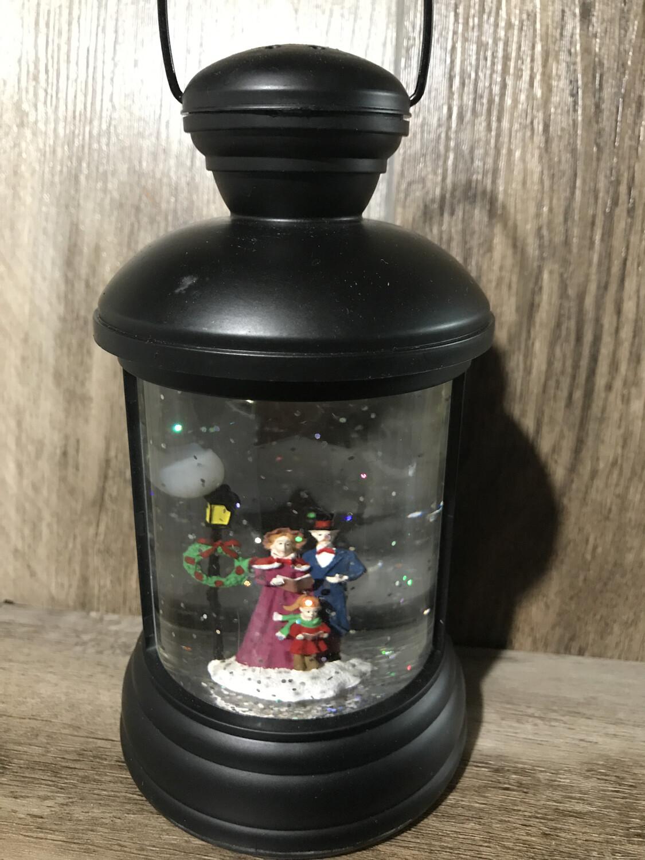 Acrylic Winter Scene