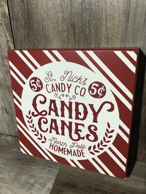 Candy Canes 5 cents