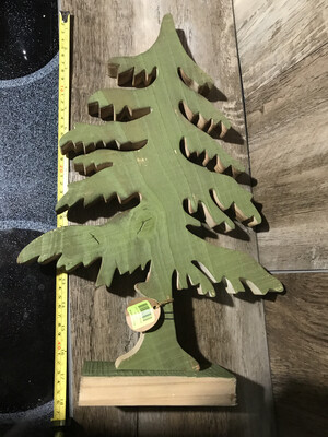 LG Green Wood