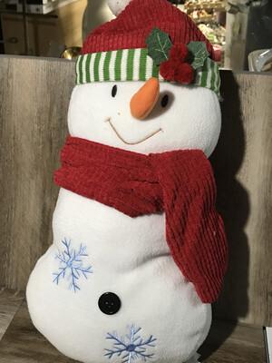 Snowman Shaped