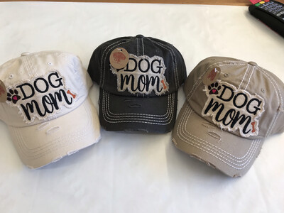 Dog Mom Trucker