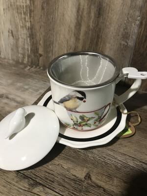 Bird Cup\Saucer