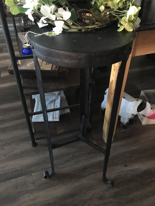 3 Legged Metal Table