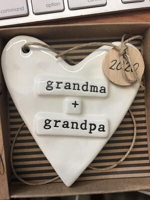2020 Grandparents