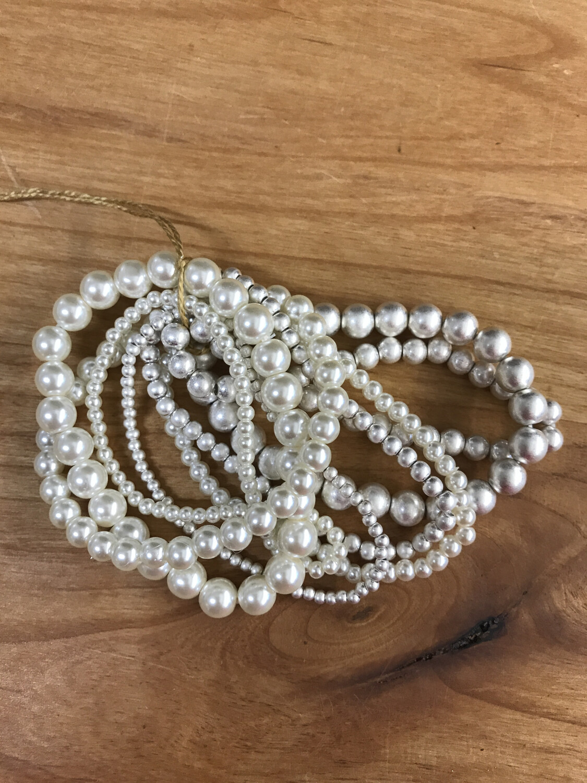 Pearl Bracelets Set/8