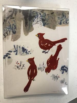 Cardinals Card Set