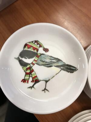 Stoneware Bird