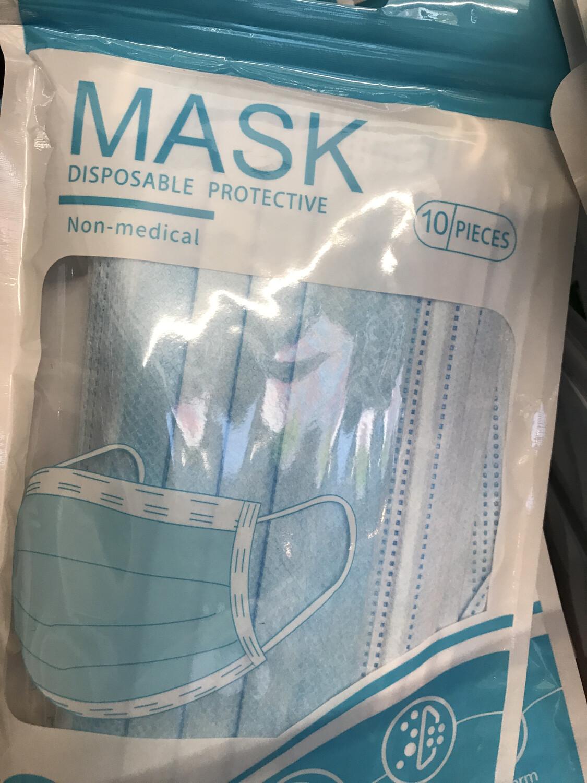 Disposable Masks/10