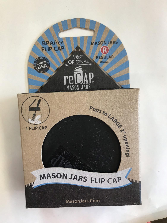 reCAP Flip Cap