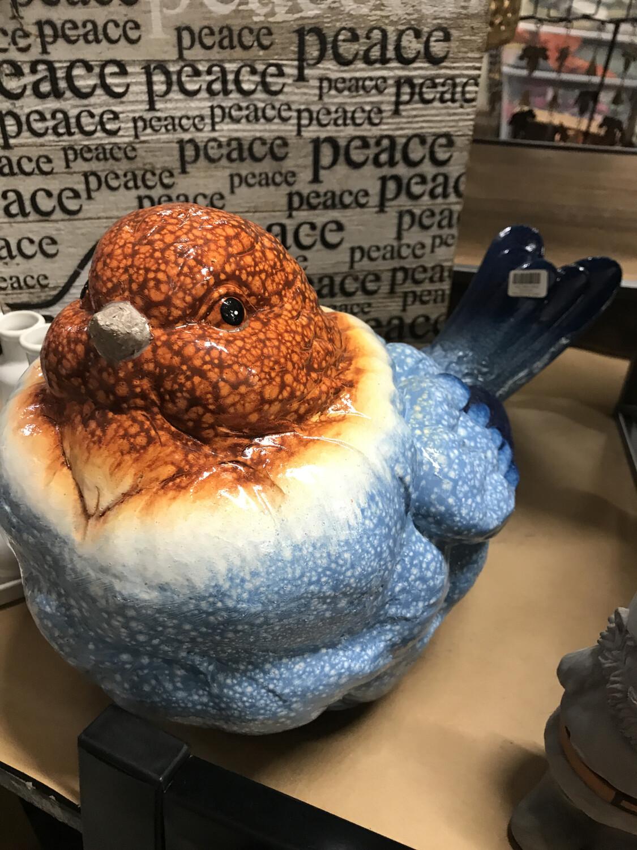 XXL Blue Bird