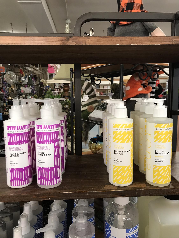 Lavender Chamomile Hand Soap