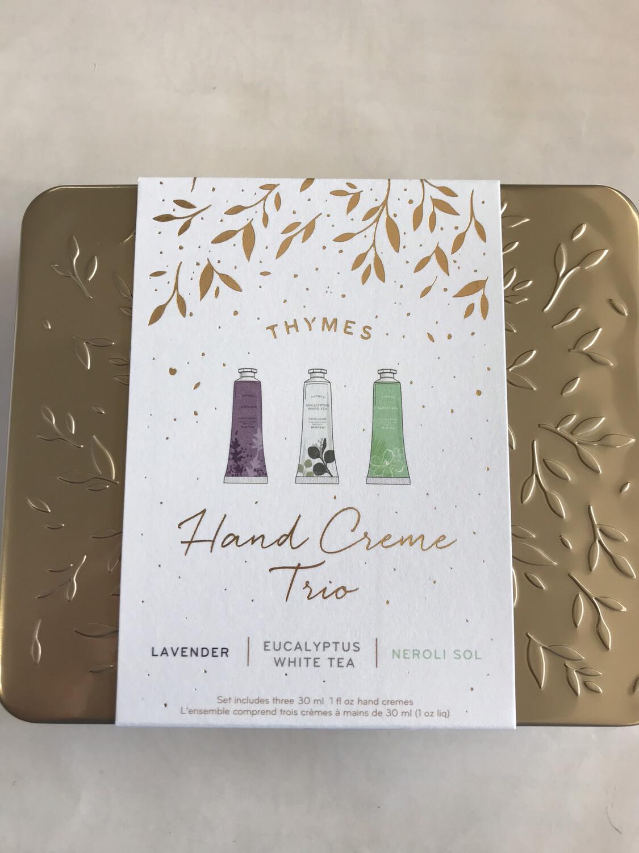 Lavender, Eucalyptus & Neroli