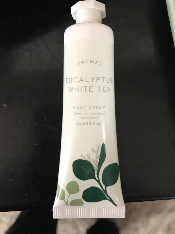 Eucalyptus White T Petite