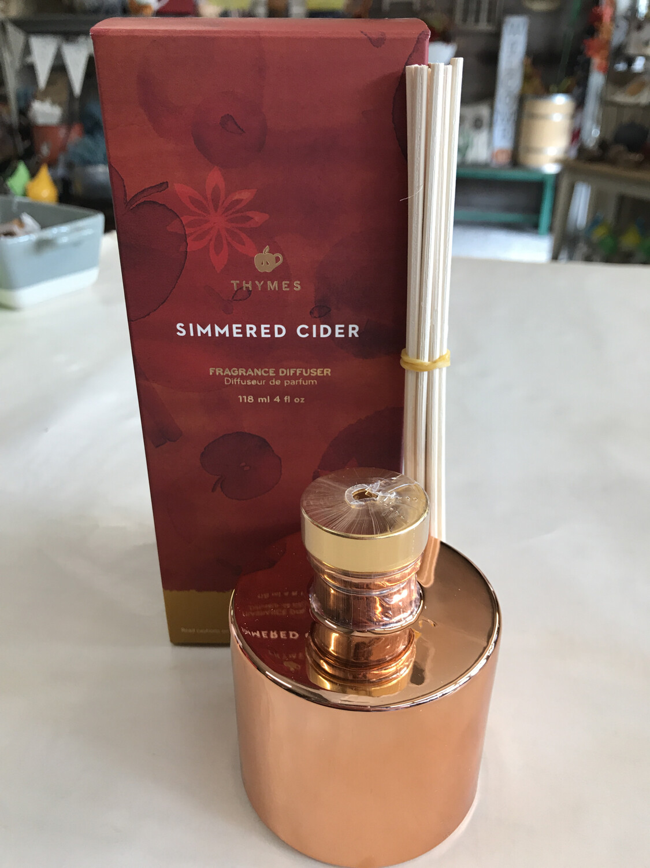 Simmered Cider Diffuser