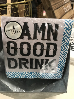Damn Good Drink