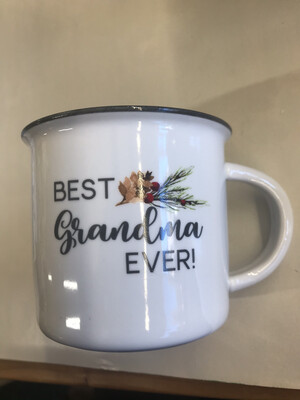 Best Gma & Gpa Mug
