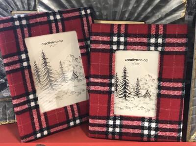 5x7 Flannel Frame