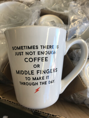 Middle Fingers ...