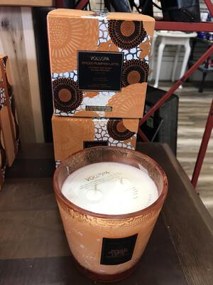 Spiced Pumpkin Latte 2Wick