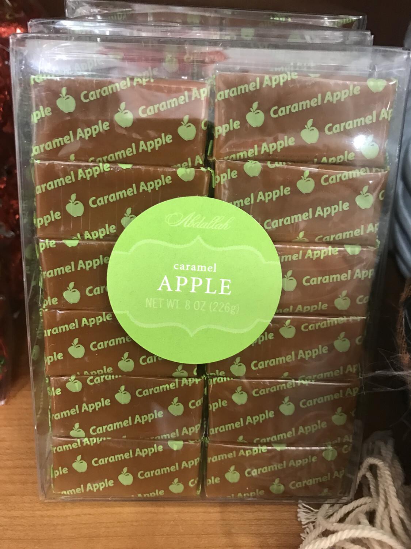 Caramel Apple Caramels