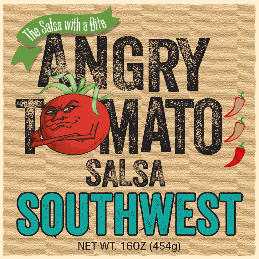 Angry Tomato SouthWest