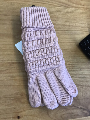 CC Ribbed Glove