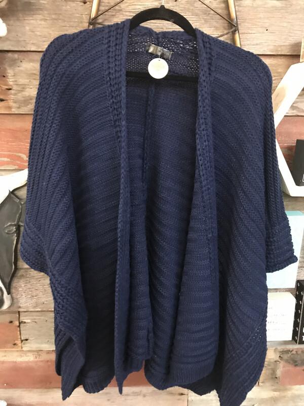 Winter Knit Kimono