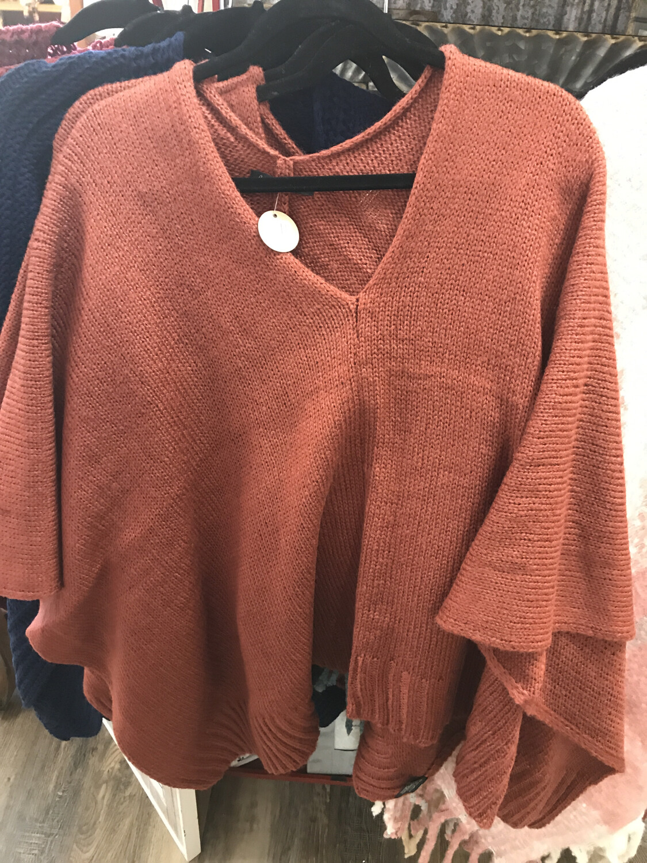 Warm Knit Topper