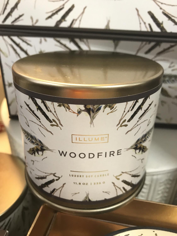 Woodfire LG Tin