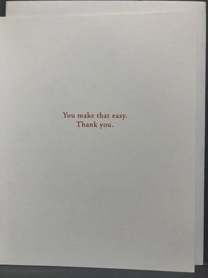 Appreciate Everyone and Everything No.5259