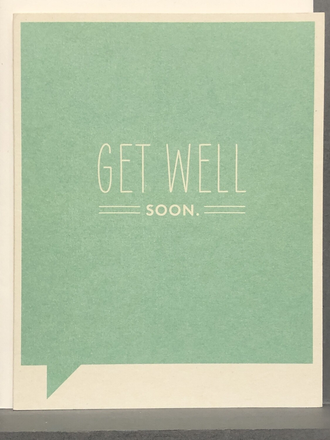Get Well Body Parts
