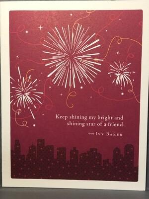 Keep Shining, My Bright and Shining No.3511