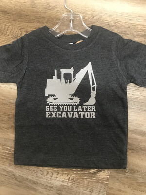 Later Excavator