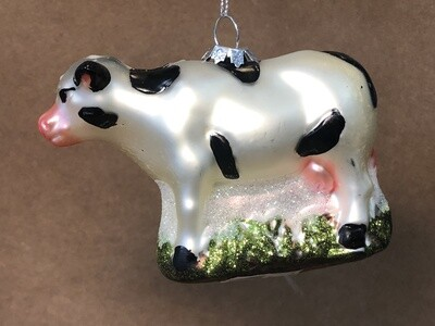 Glass Cow