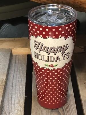 Happy Holiday Dots