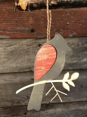 Flat Cardinal