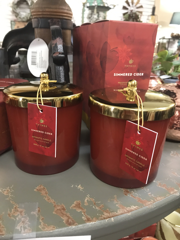 SC Harvest Red w/Lid