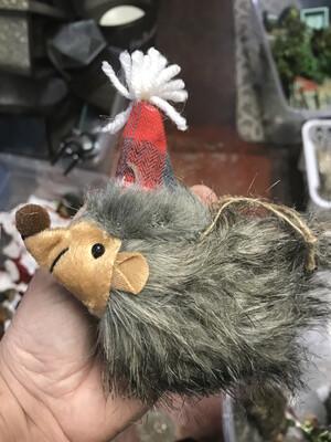 Felt Hedgehog